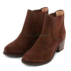 Ankle Boots CUBANAS Vitoria410 Chestnut