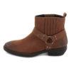 Ankle Boots FRANCESCOMILANO Straps Testa di Moro