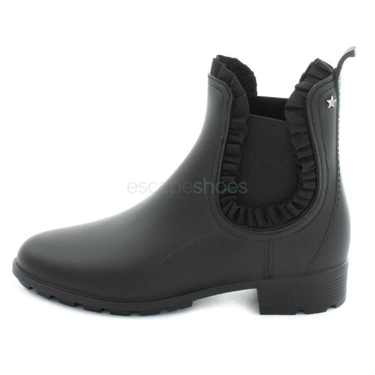 Botas de agua CUBANAS Rainy1410 Negro