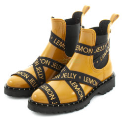 Wellies LEMON JELLY Frankie Rusted Gold