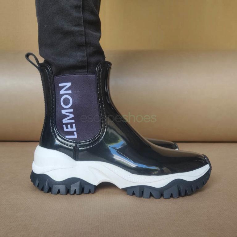 Botas de agua LEMON JELLY Jayden Negras