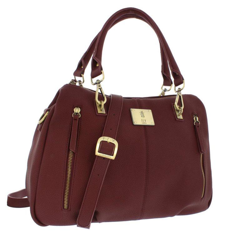 Mala FLY LONDON Bags Jine670 Bordeaux
