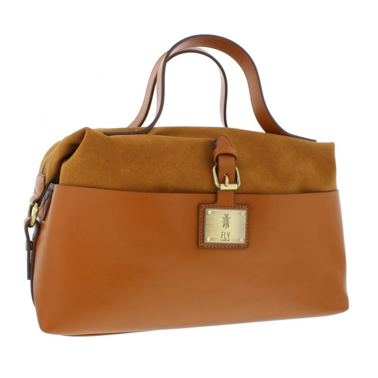 Mala FLY LONDON Bags Tire669 Camel