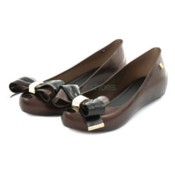Flat Shoes MELISSA Ultragirl Sweet XVII Black