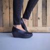 Sapatos FLY LONDON Yellow Yaku063 Pretos