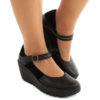 Shoes FLY LONDON Yellow Yuko082 Black