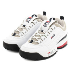 Sneakers FILA Disruptor CB Low White