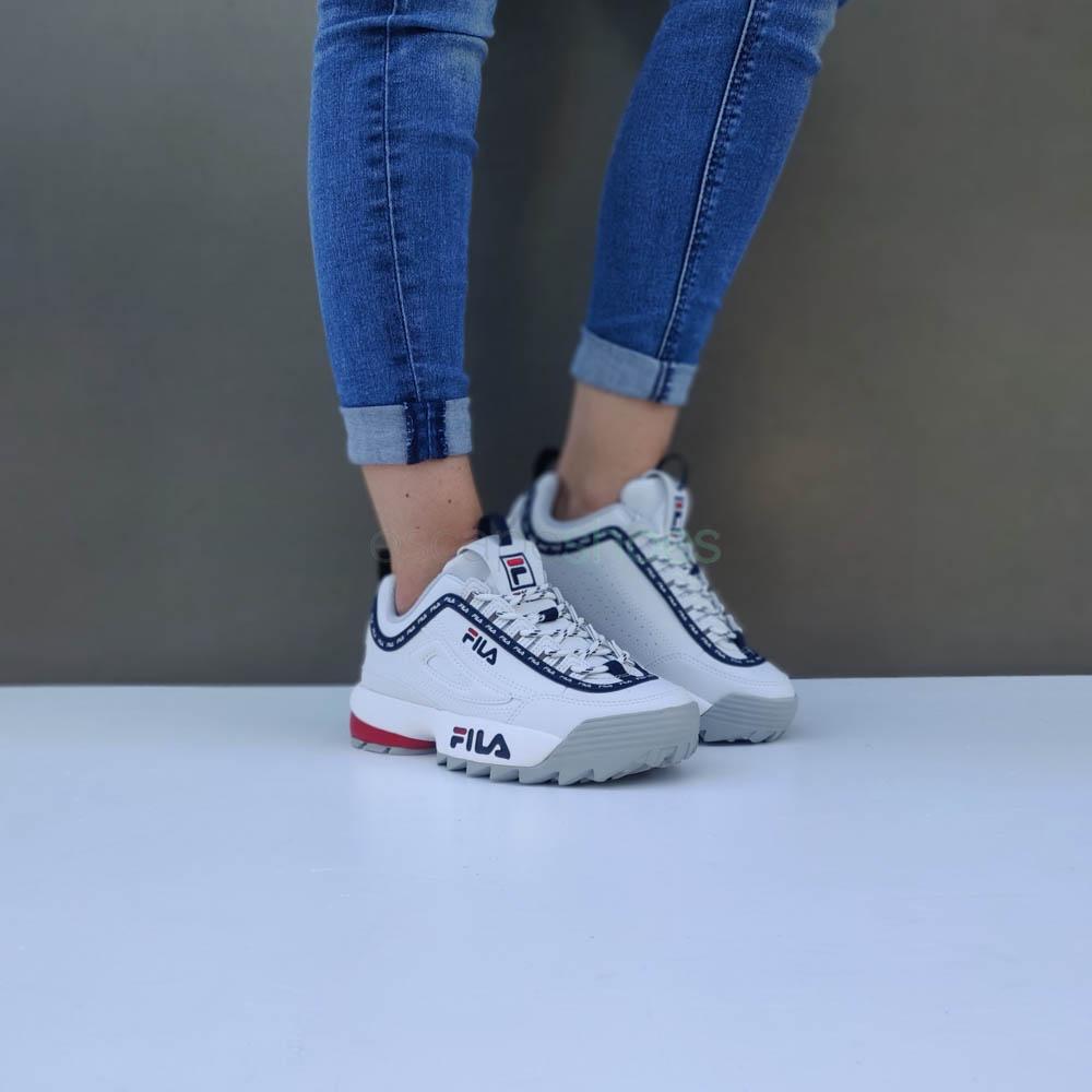 fila disruptor sneaker low
