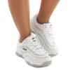 Sneakers FILA Ray M Low White Silver