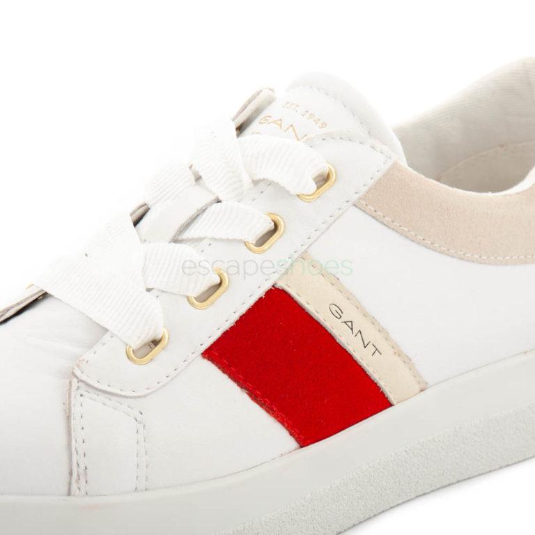 Tenis GANT Aurora Bright Brancos