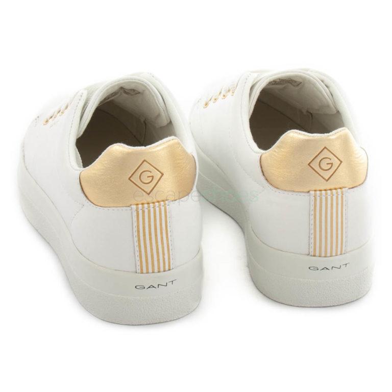 Sneakers GANT Aurora Low Bright White