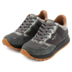 Sneakers PEPE JEANS Dean Bass Grey