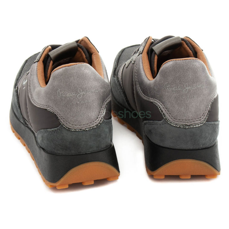 Sneakers PEPE JEANS Dean Bass Grey