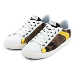 Zapatillas PEPE JEANS Kioto Camu Blancas