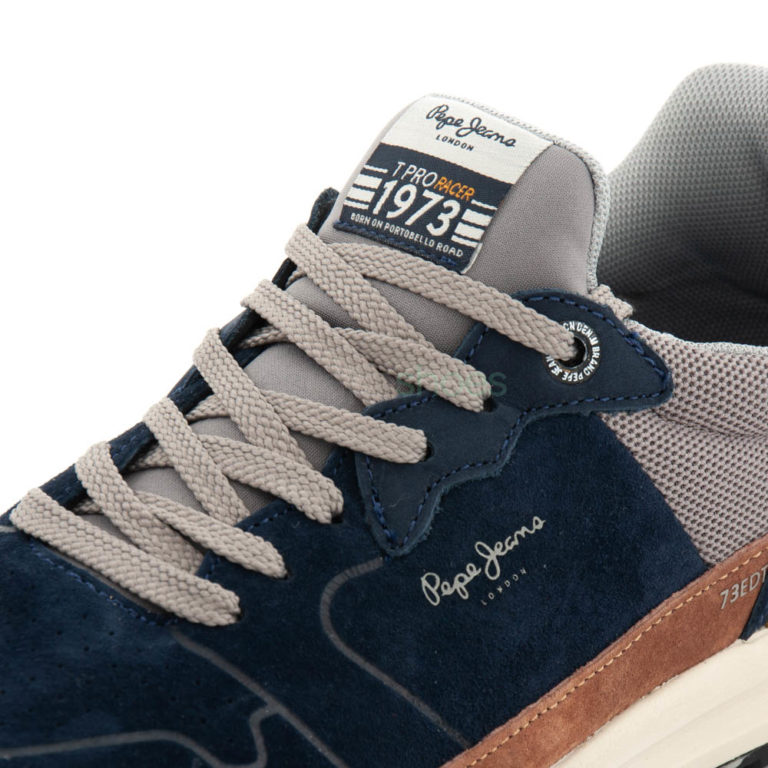 Zapatillas PEPE JEANS Tinker Pro Racer Marino