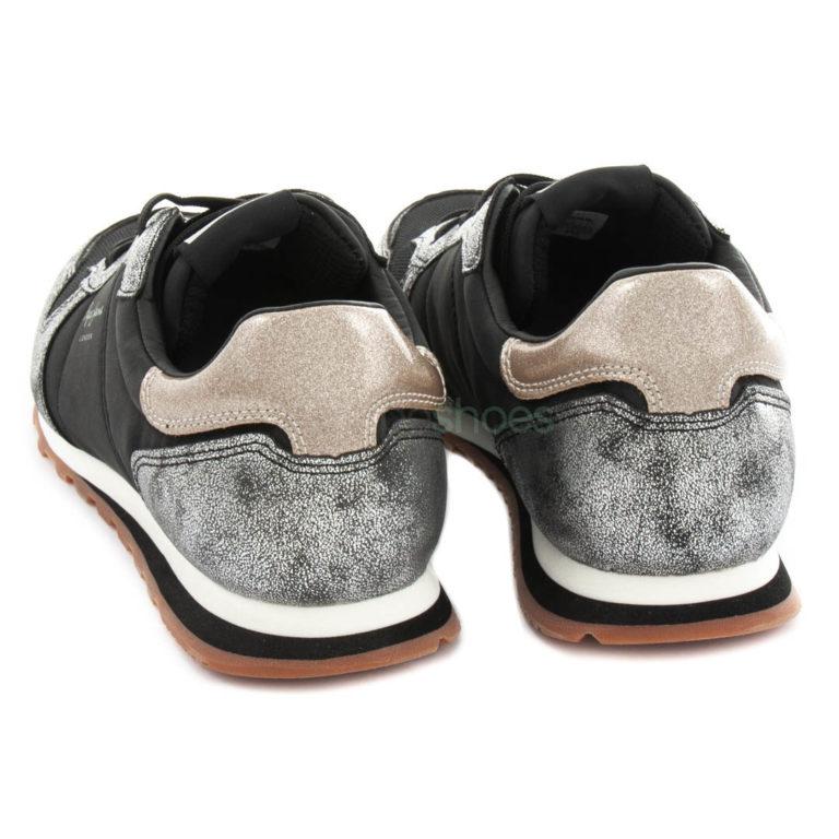 Sneakers PEPE JEANS Verona Twin Chrome