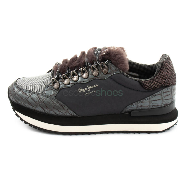 Sneakers PEPE JEANS Zion Fur Admiral