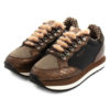Sneakers PEPE JEANS Zion Fur Biscuit