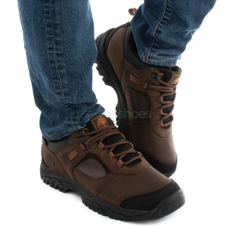 Sneakers TIMBERLAND Mt Major Gore-Tex Brown