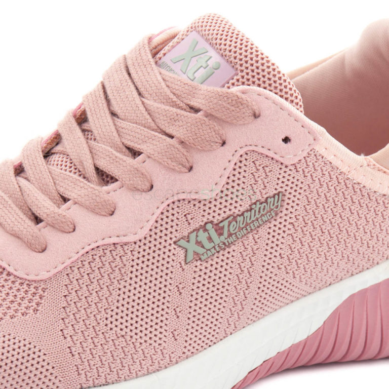 Sneakers XTI Sporty Nude