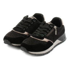 Sneakers XTI Otra Zip Black