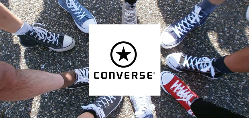 The old Converse sneakers I took around the world | Nomad
