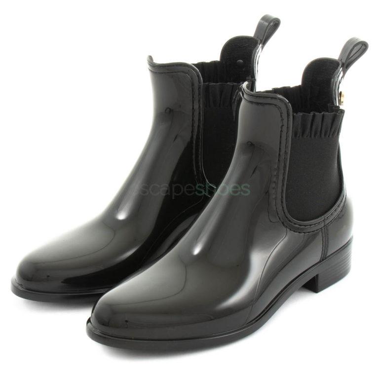 Botas de agua LEMON JELLY Devon Negro