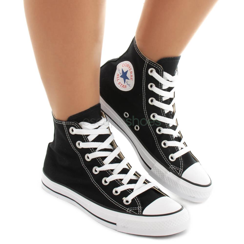Sneakers CONVERSE All Star M9160 Hi Black