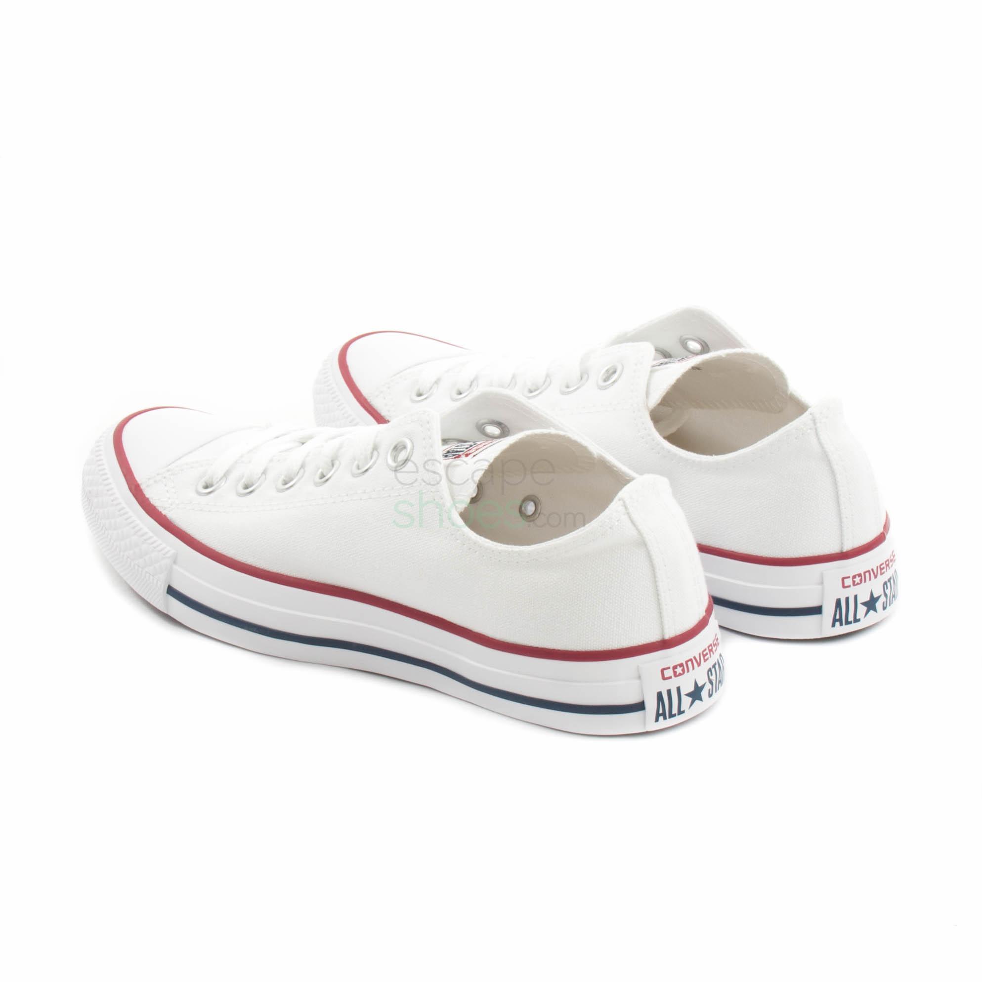 zapatillas blancas converse all star
