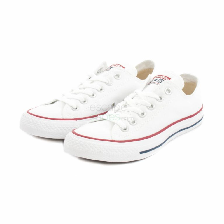 Tenis CONVERSE All Star Ox Optical White M7652-102