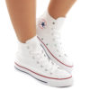 Sneakers CONVERSE All Star M7650 102 Hi Optical White
