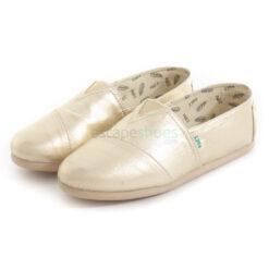 Alpargatas PAEZ Classic Combi Glitter Dorado 2030501S2701-212