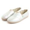 Espadrilles PAEZ Classic Combi Glitter Silver 2030501S2706-105