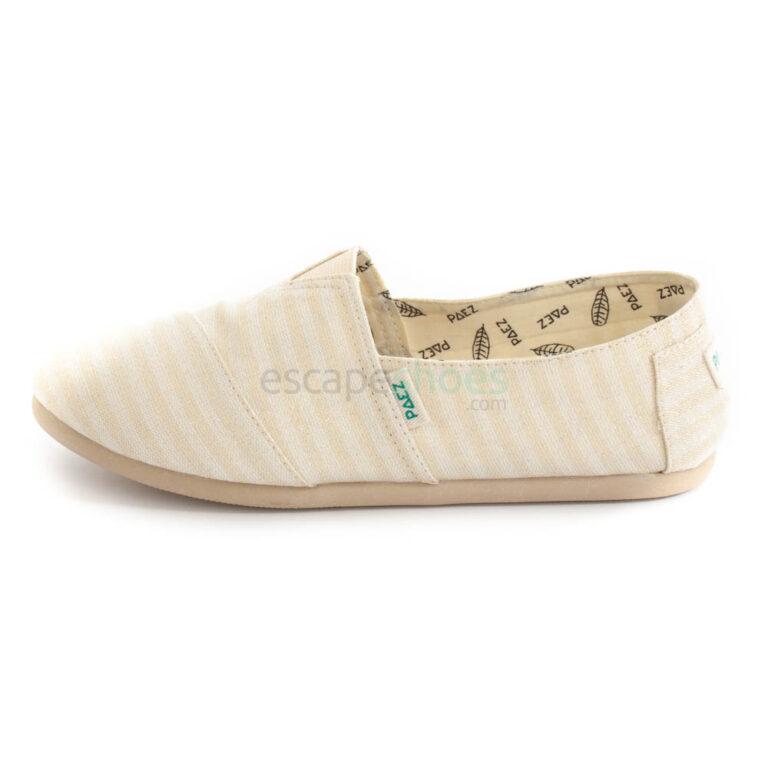 Alpargatas PAEZ Classic Surfy Lurex Dorado 2030501S9804-212