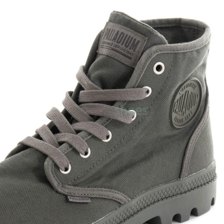 Boots PALLADIUM Pampa High H Black