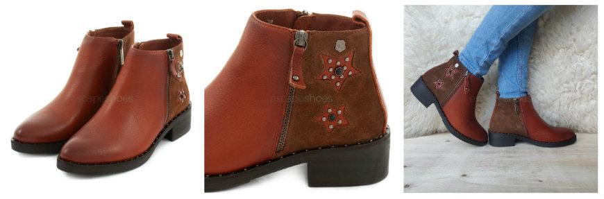 stars carmela ankle boots