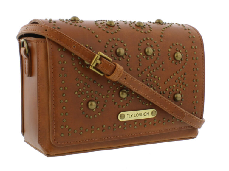 Mala FLY LONDON Bags Dezo657 Castanha