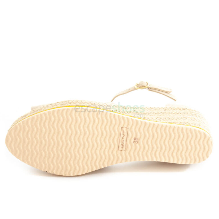Sandals GANT Wedgeville Plateau Dry Sand