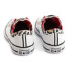 Sneakers CONVERSE All Star Chuck Taylor Double Upper 567041C White
