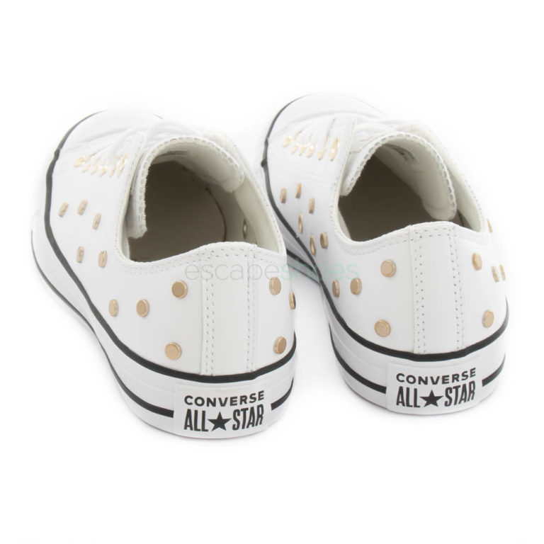 Sneakers CONVERSE Chuck Taylor All Star White Gold