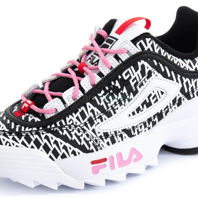 Sneakers FILA Disruptor Club Chaos White 1010861-12S