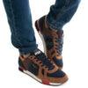 Zapatillas PEPE JEANS Tinker Zero Second Cognac PMS30659 879