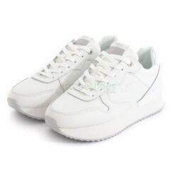 Sneakers PEPE JEANS Rusper Young White