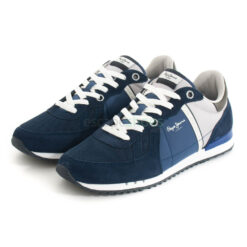 Sneakers PEPE JEANS Tinker Zero Ath Navy