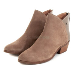 Ankle Boots CUBANAS East-100 Brown