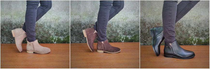 nature 210 ankle boots