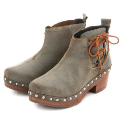 Ankle Boots XUZ With Ties 25620 Grey