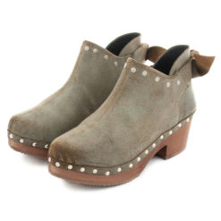Ankle Boots XUZ Bow Grey 25622-C