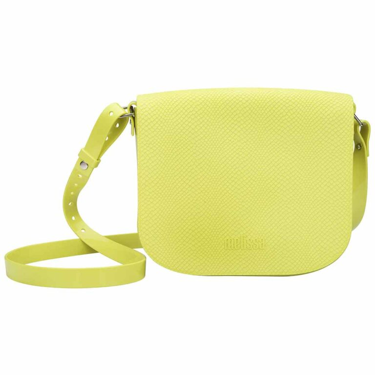 Bag MELISSA Essential Snake Yellow