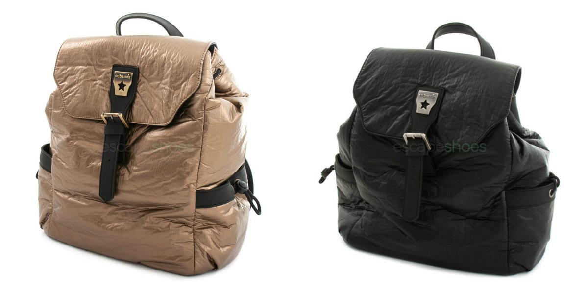 cubanas backpack
